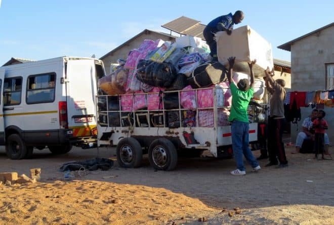 The trials and joys of travelling in overloaded malaichas to Zimbabwe