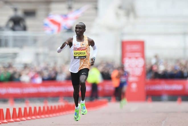 Kipchoge's marathon success remains a mystery: some clues from my research