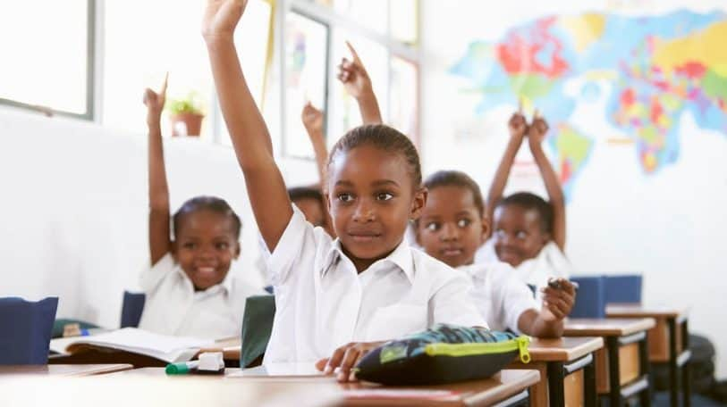 South Africans prefer their children to be taught in English