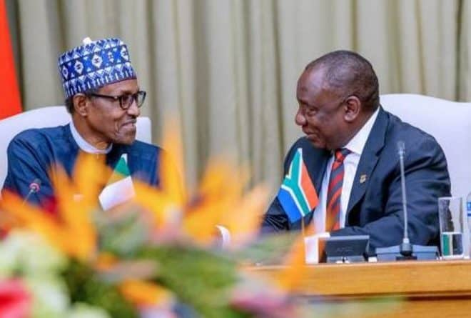 Buhari's visit to South Africa eased tensions. But more needs to be done