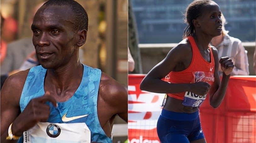 Kenya now holds all half and full marathon world records