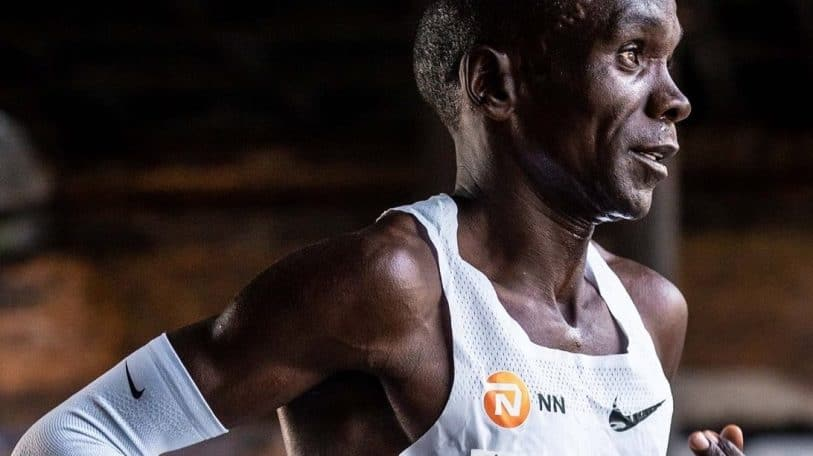 Kipchoge and Muhammad crowned World Athletes of the Year