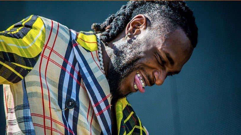 Burna Boy receives his first-ever Grammy nomination
