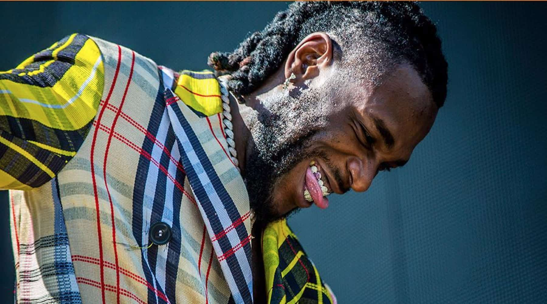 Burna Boy receives his first-ever Grammy nomination