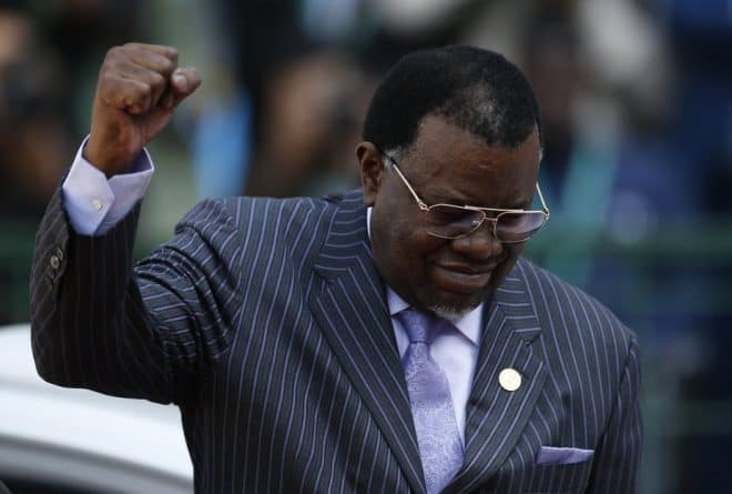 Namibian elections: the sands are shifting – slowly