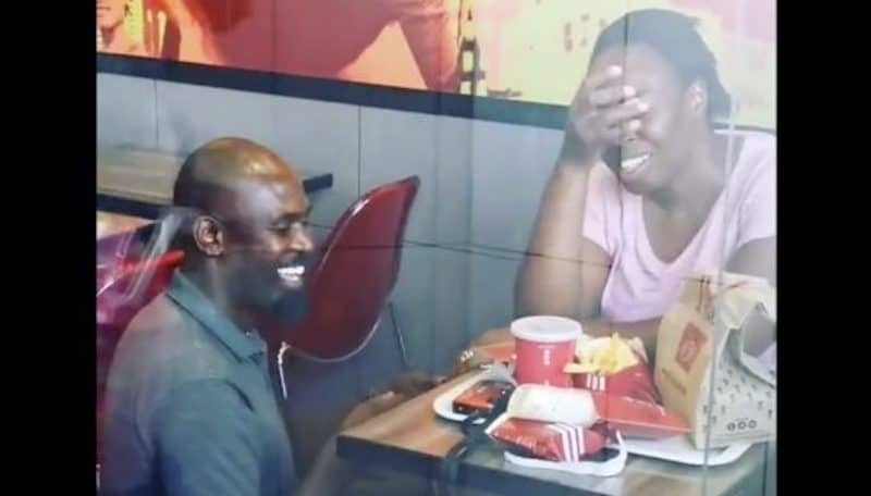 KFC proposal goes viral; a wedding of a lifetime pledged for South African couple