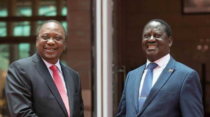 Inclusion politics a placebo for Kenya's democracy