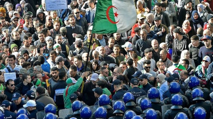Algeria to Hong Kong: protests, crackdowns and concessions