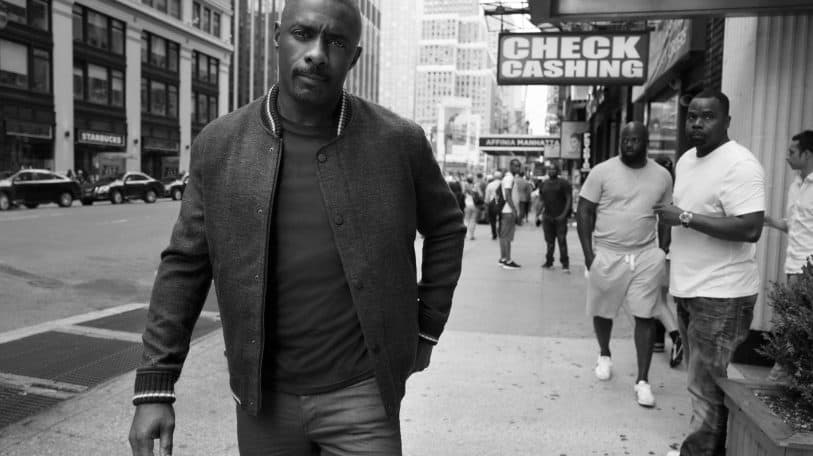 Idris Elba returns to his fatherland Sierra Leone and is given citizenship
