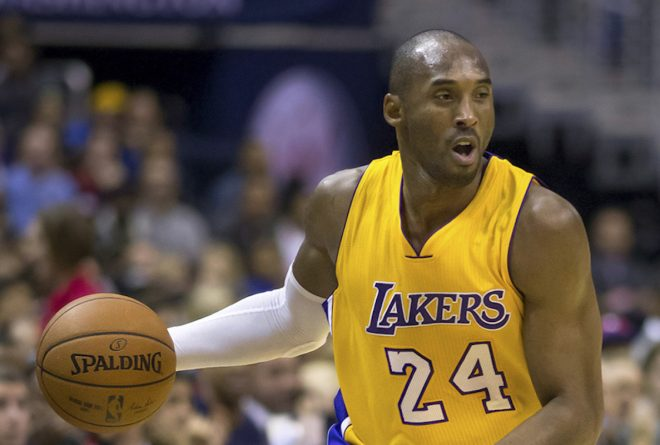 Kobe Bryant: 10 inspirational quotes from the basketball legend