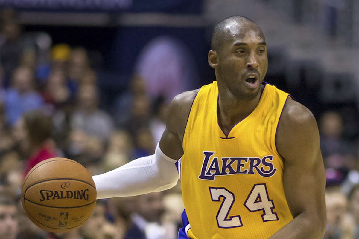 Kobe Bryant 10 Inspirational Quotes From The Basketball Legend