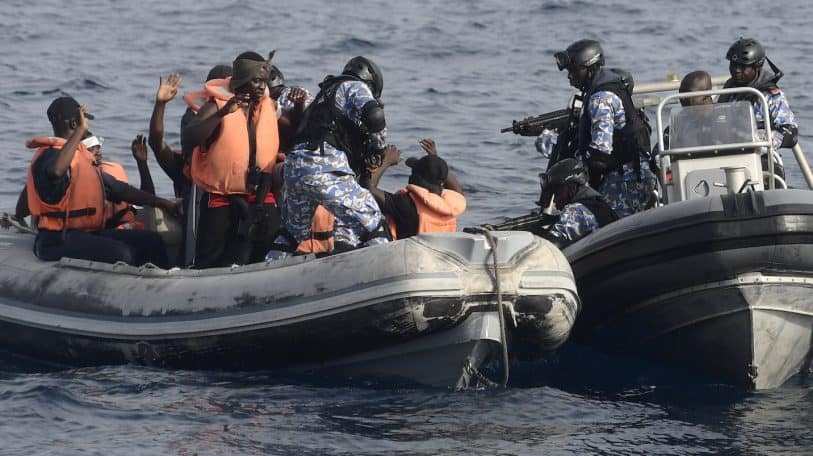 West Africa's coast rises as world's most dangerous piracy zone