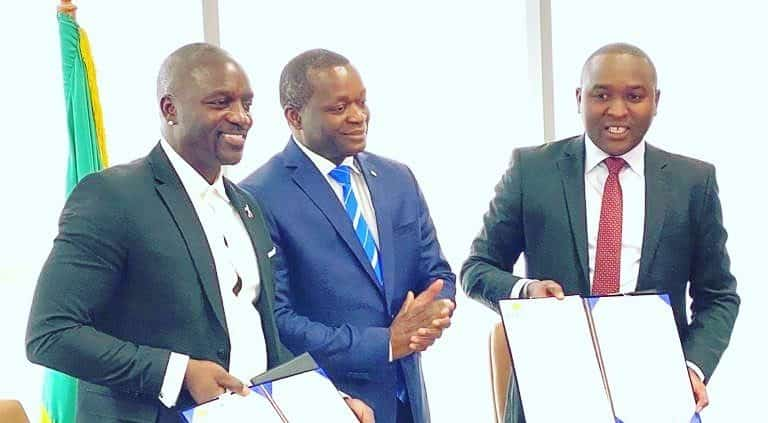 Senegal: Akon finalises agreement to develop 'Akon City'