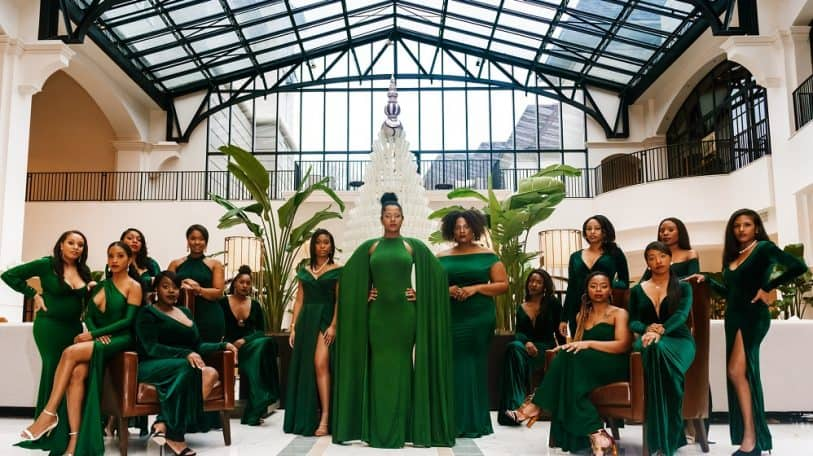 Ghana: David Daka the photographer behind iconic images of black women celebrating 10-year reunion