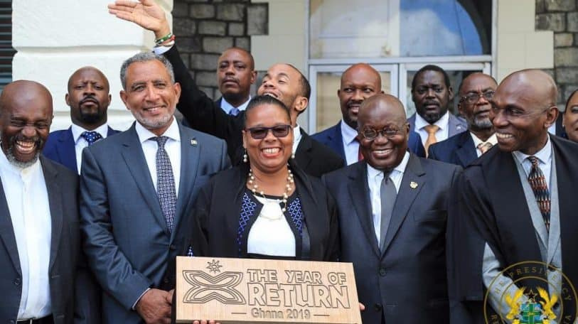 Ghana's 'Year of Return' campaign drastically boosts the country's destination profile
