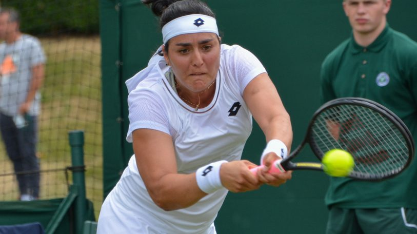 Tunisia's Ons Jabeur is the first Arab woman to reach a Grand Slam quarter-final