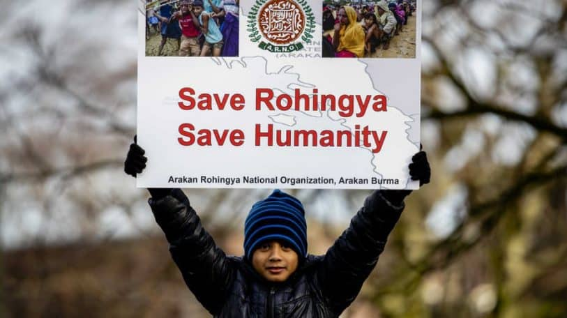 Why the Gambia's plea for the Rohingya matters for international justice