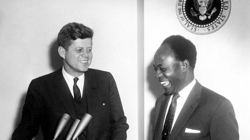 How Kwame Nkrumah used metaphor as a political weapon against colonialism