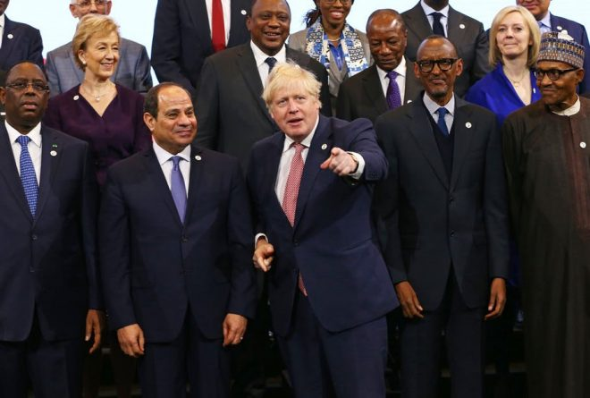 UK-Africa trade and investment: who benefits?