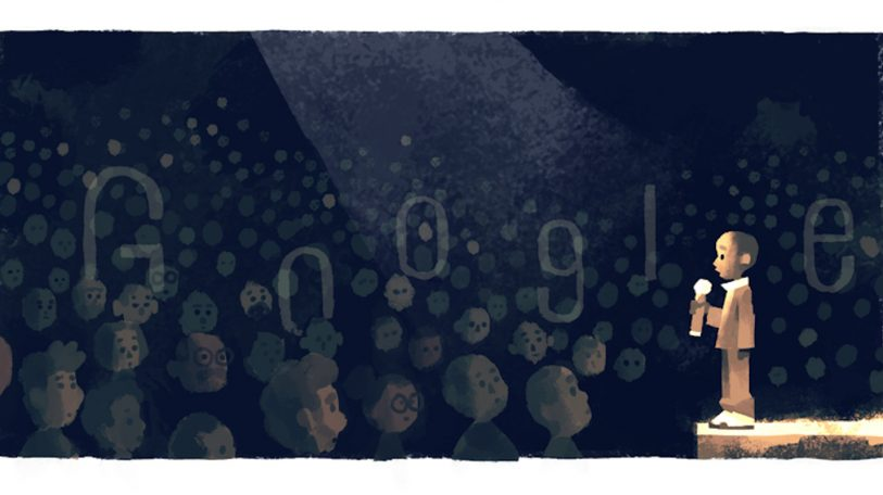 """Celebrating """"the life and legacy of a voice of change"""": Google pays tribute to Nkosi Johnson"""