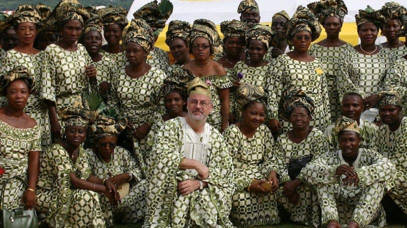 Nigeria's tradition of matching outfits at events has a downside