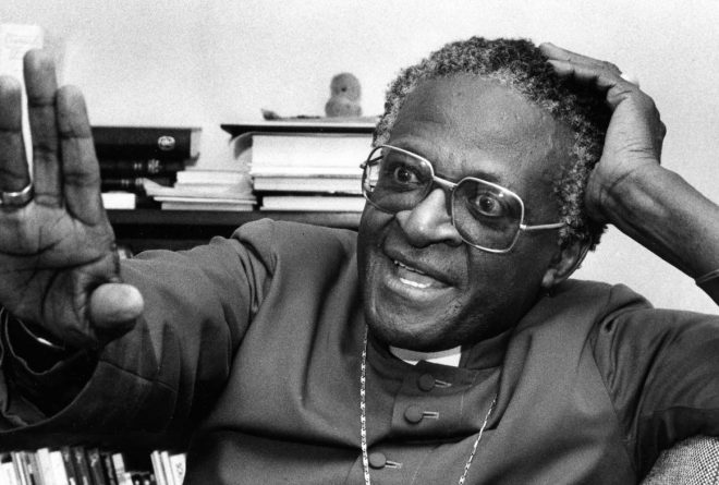 Desmond Tutu's long history of fighting for lesbian and gay rights