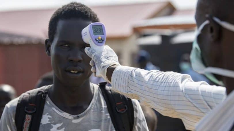 How Africa can reduce COVID-19's impact on displaced persons
