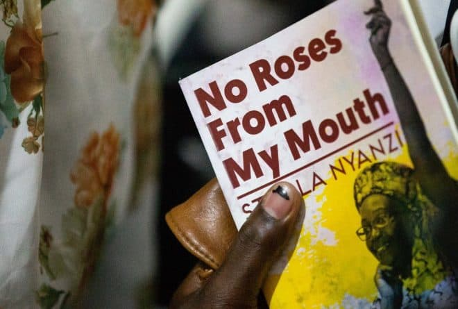 Poetry review: the thorned roses of Uganda's Stella Nyanzi