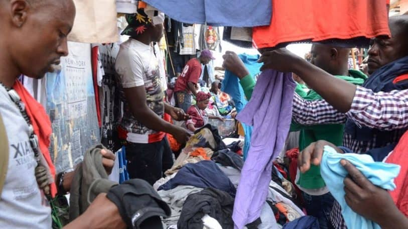 Why is used clothing popular across Africa? We found out in Malawi