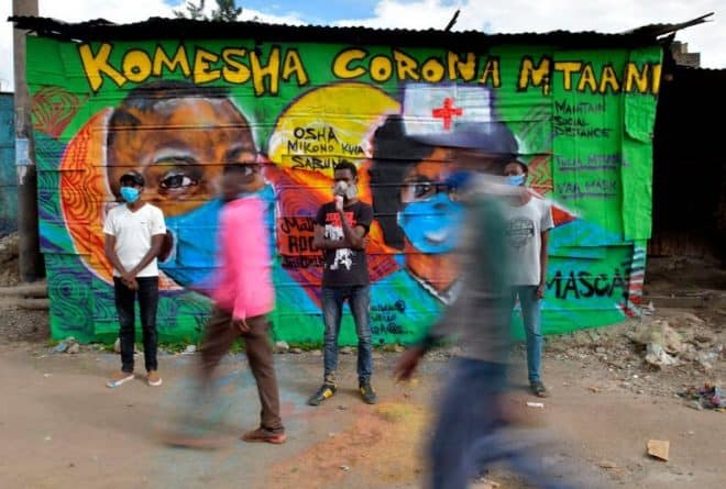 We wanted to know how coronavirus affects Nairobi's slum residents. What we found