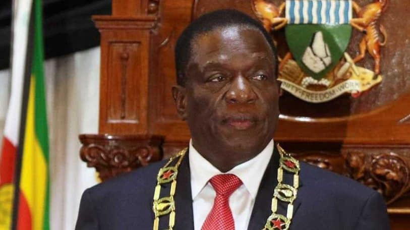 Zimbabwe to change its constitution under cover of COVID-19