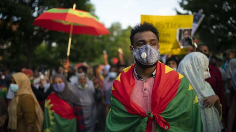 Violence in Ethiopia underscores unresolved ethnic tensions