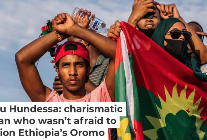 Hachalu Hundessa: charismatic musician who wasn't afraid to champion Ethiopia's Oromo
