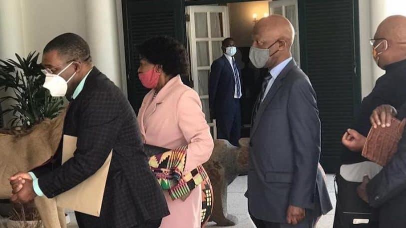 Ramaphosa reacts to internal pressure on Zimbabwe