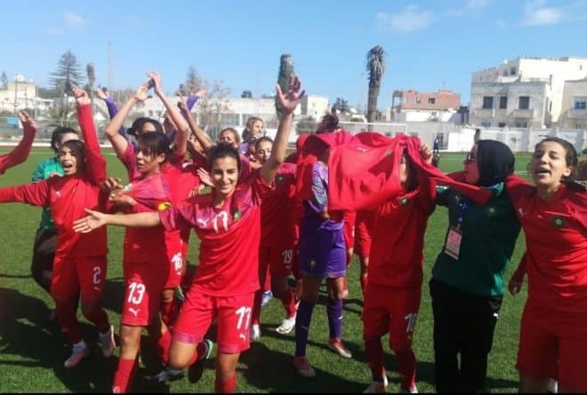 Breaking down barriers: women's football in Morocco