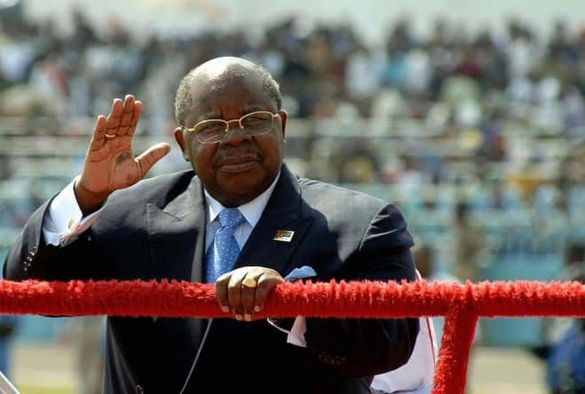 Tanzania's Benjamin Mkapa: the peace maker, true East African and Pan-Africanist