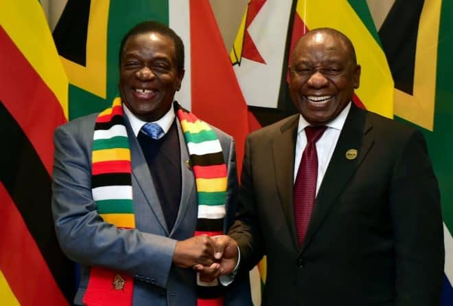Repression in Zimbabwe exposes South Africa's weakness