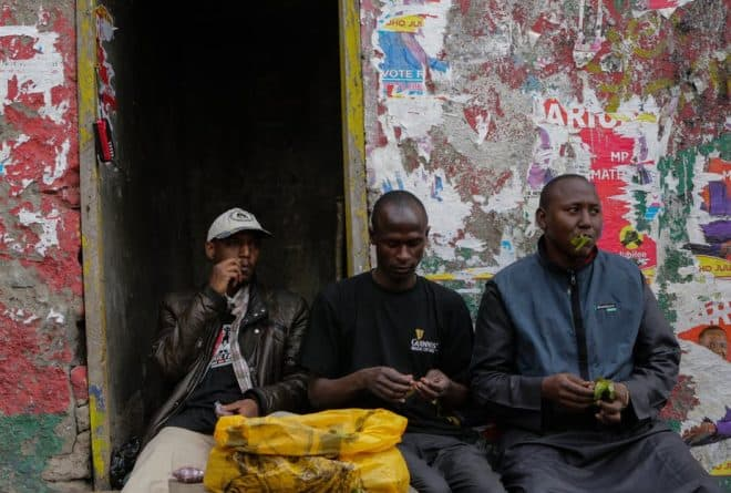 Kenya: how stark inequality frustrates the dreams of Nairobi's jobless young men