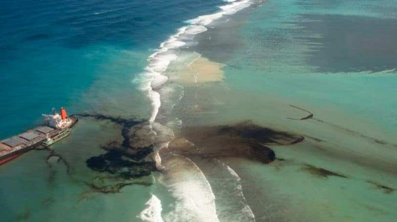 Mauritius is reeling from a spreading oil spill – and people are angry with how the government has handled it