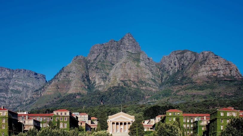 UCT researchers shortlisted for prestigious Newton Prize 2020