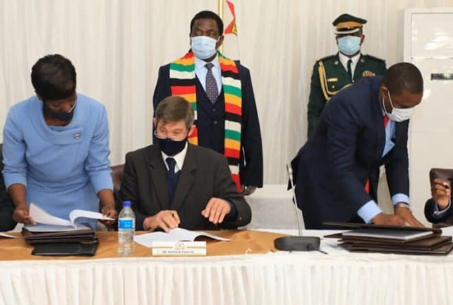 Zimbabwe's unaffordable billion-dollar land deal