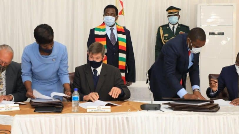 Zimbabwe's unaffordable billion-dollar land deal