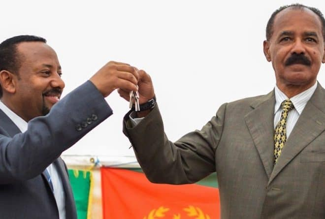The Eritrea-Ethiopia peace deal is yet to show dividends
