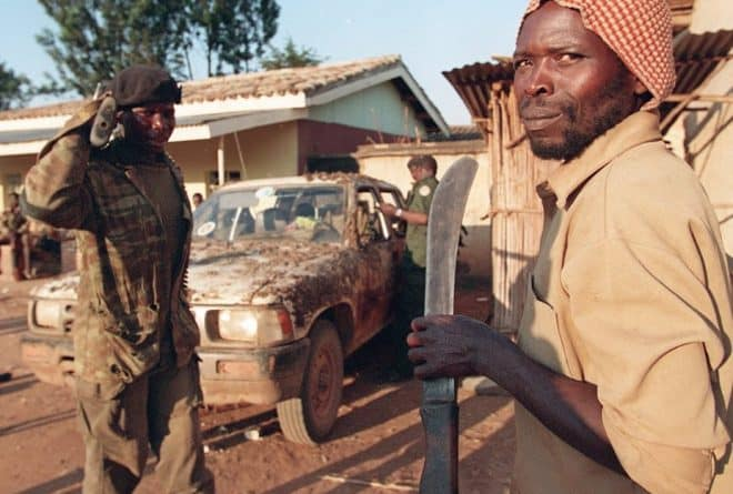 Did machete imports to Rwanda prove that the genocide against the Tutsi was planned?