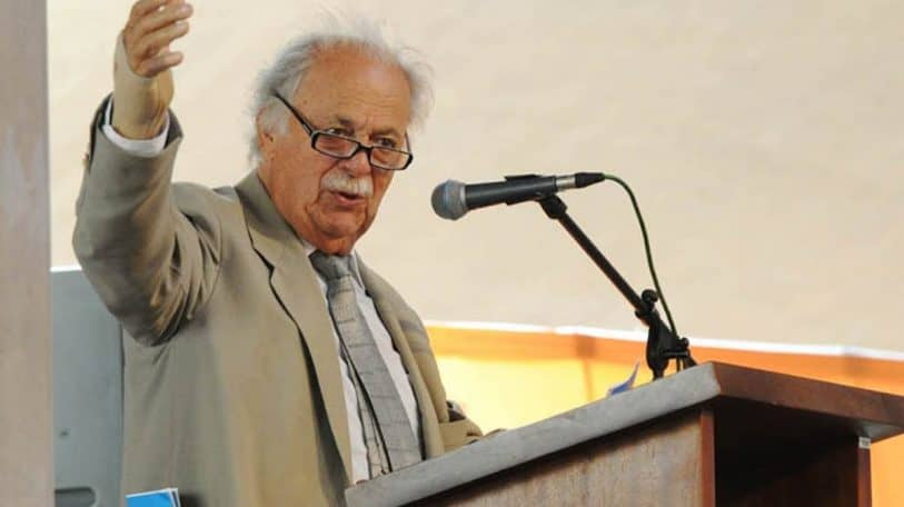 George Bizos: heroic South African human rights lawyer with a macabre duty to represent the dead