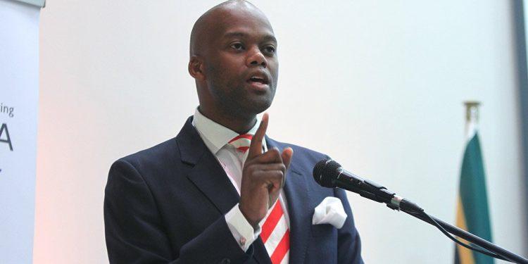 AfCFTA Secretary-General Wamkele Mene
