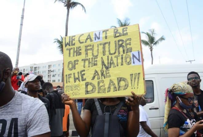 Why #ENDSARS protests are different, and what lessons they hold for Nigeria