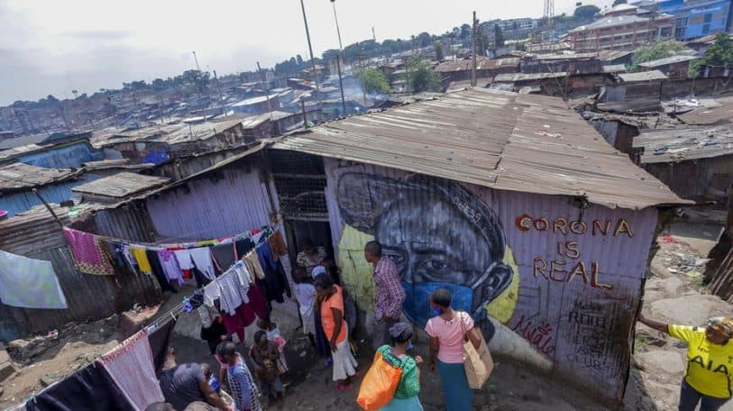 COVID-19: how lockdowns affected health access in African and Asian slums