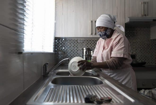 Domestic workers devastated by mass job cuts
