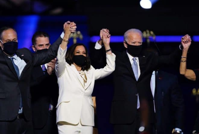 Biden wins – experts on what it means for race relations, US foreign policy and the Supreme Court